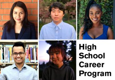 Photos of 2020 High School Career Program Participants