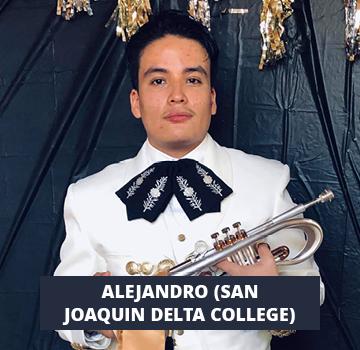 Alejandro (San Joaquin Delta College)
