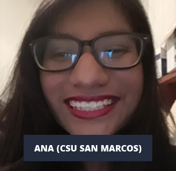 Ana (CSU San Marcos)