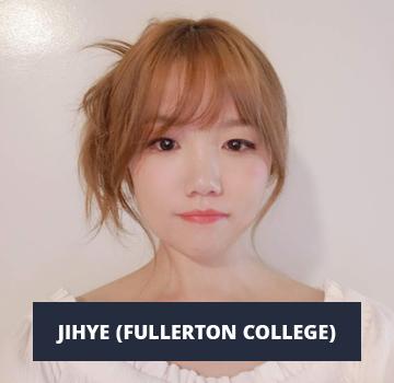 Jihye (Fullerton College)