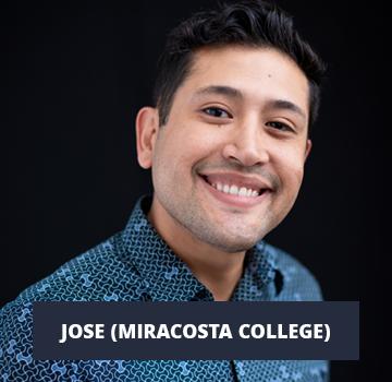 Jose (MiraCosta College)