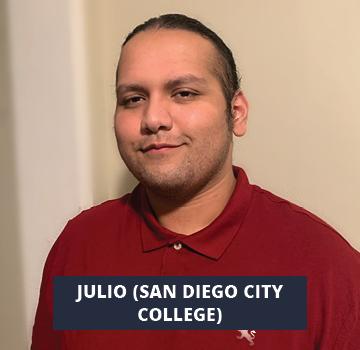 Julio (San Diego City College)