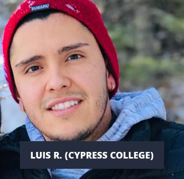 Luis R. (Cypress College)
