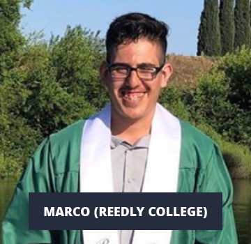 Marco (Reedly College)
