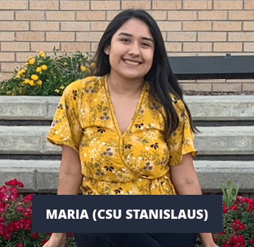 Maria (CSU Stanislaus)