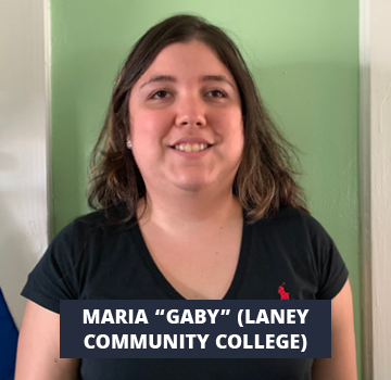 "Maria ""Gaby"" (Laney Community College)"