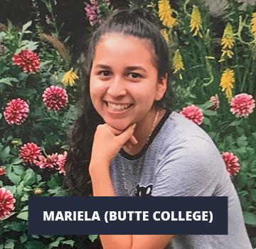 Mariela (Butte College)