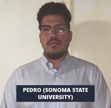 Pedro (Sonoma State University)