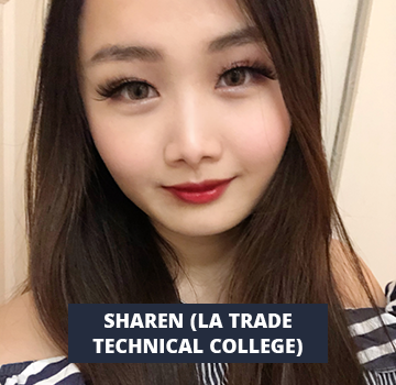 Sharen (Los Angeles Trade Technical College)