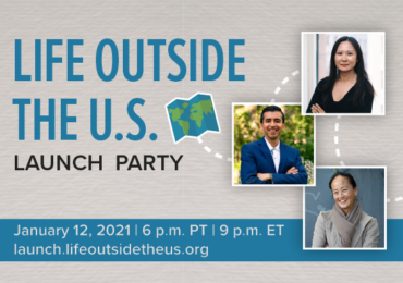 Life Outside the U.S. Launch Party event info