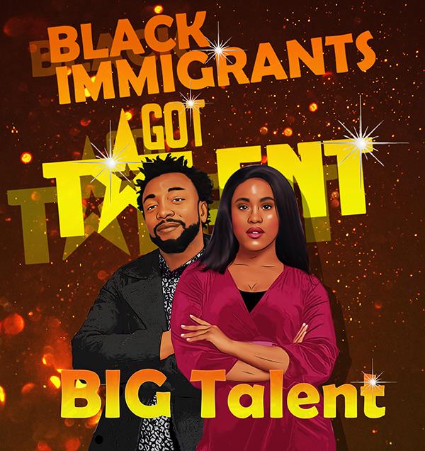 Celebrate #BlackImmigrantJoy with the BIG Talent Showcase!