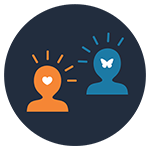 Mental Health Connector service icon
