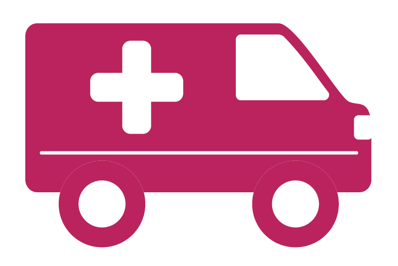 Icon: ambulance