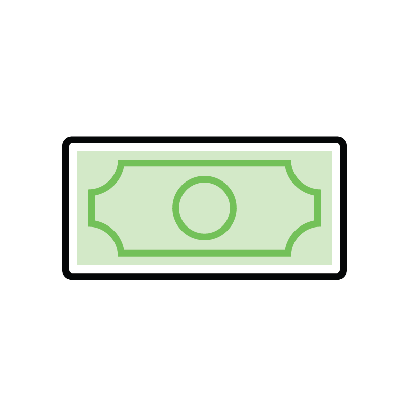 Icon: money