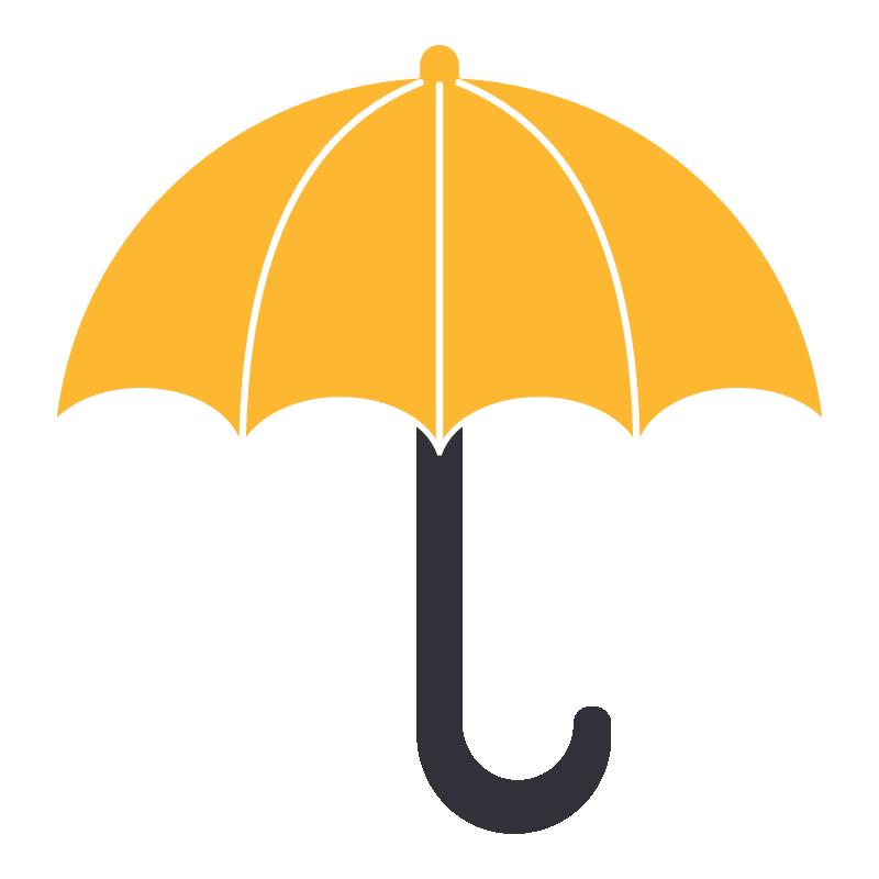 Icon: umbrella