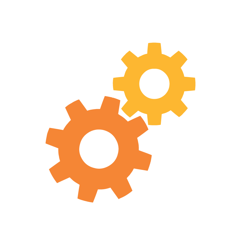 Icon: gears