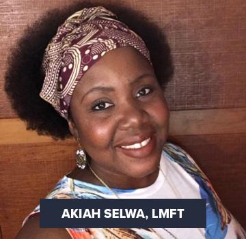 Akiah Selwa, LMFT