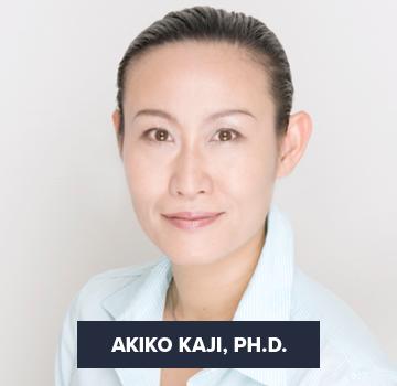 Akiko Kaji, Ph.D.