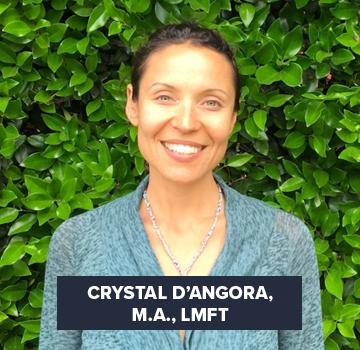 Crystal D'Angora, M.A., LMFT