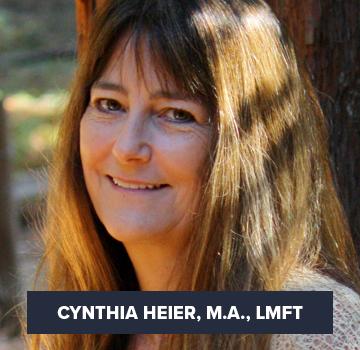 Cynthia Heier, M.A., LMFT