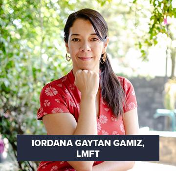 Iordana Gaytan Gamiz, LMFT