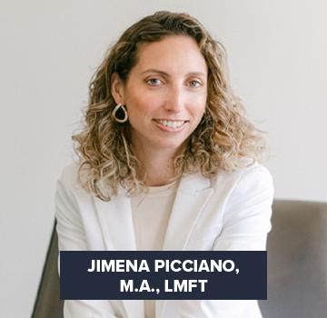Jimena Picciano, M.A., LMFT