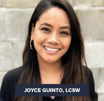 Joyce Guinto, LCSW
