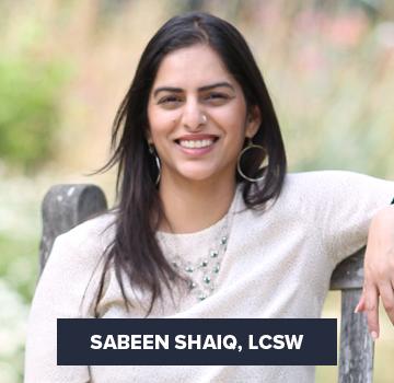 Sabeen Shaiq, LCSW