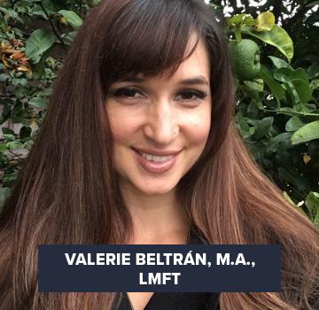 Valerie Beltrán, M.A., LMFT