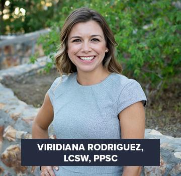Viridiana Rodriguez, LCSW, PPSC