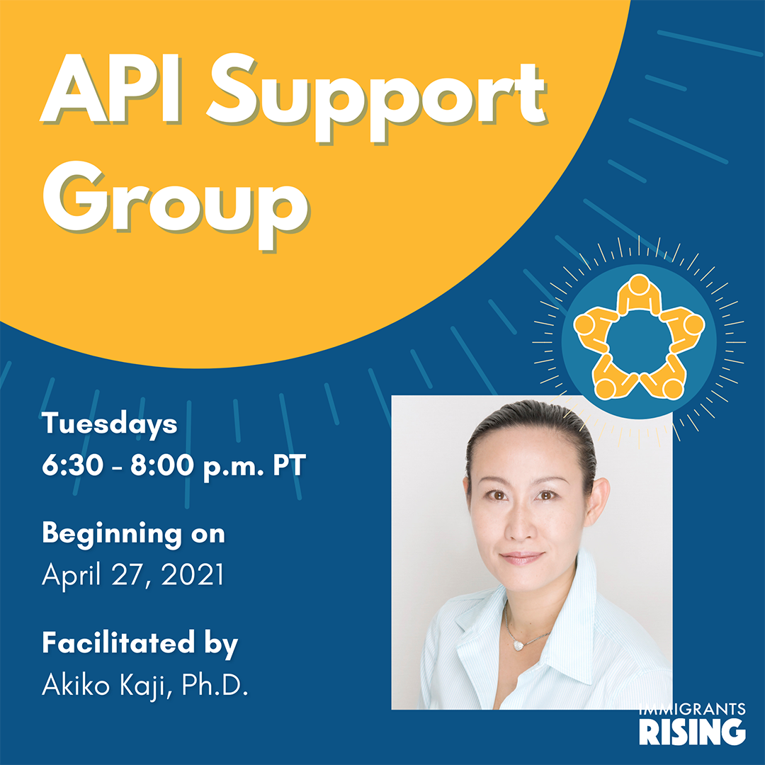 April 2021 API Support Group