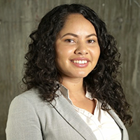 Pre-Law Fund recipient, Gissela.
