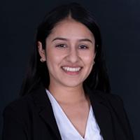 Pre-Law Fund recipient, Graciela.