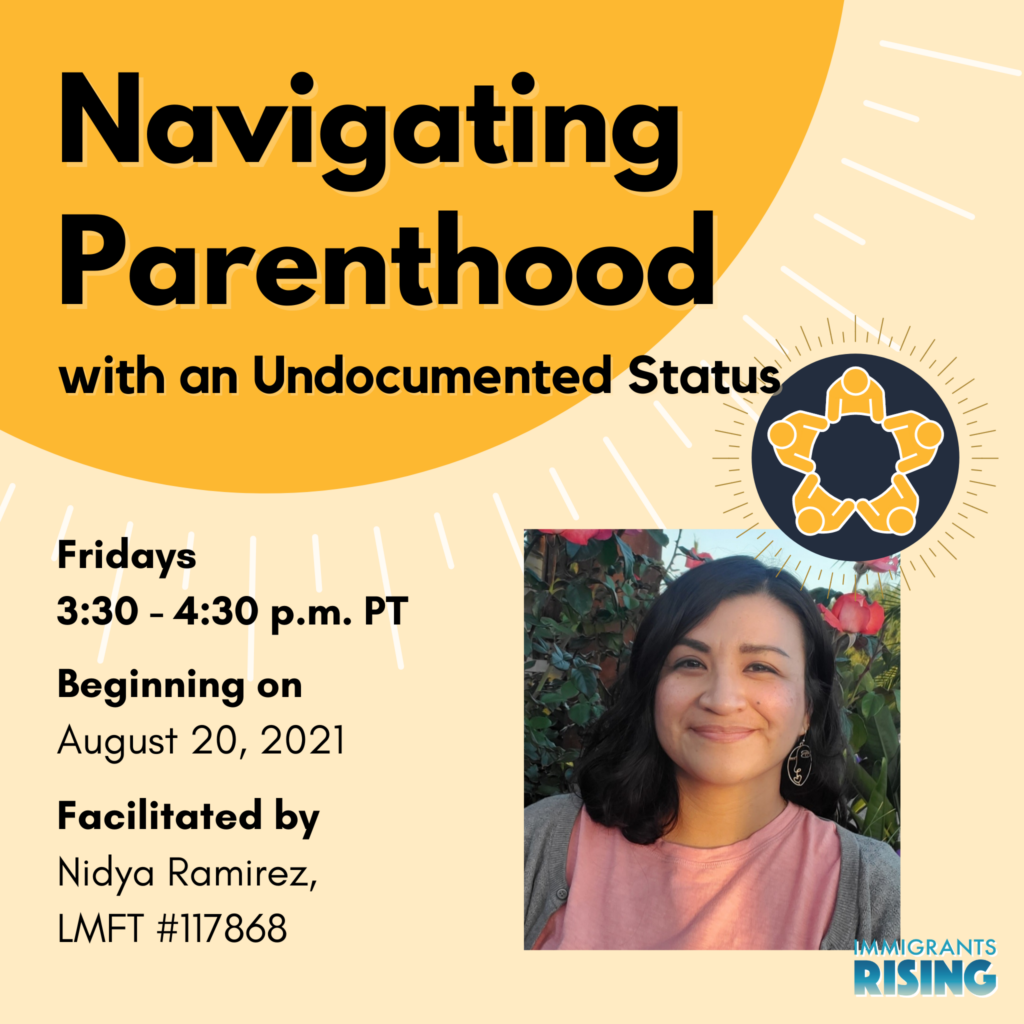 Navigating Parents with an Undocumented Status