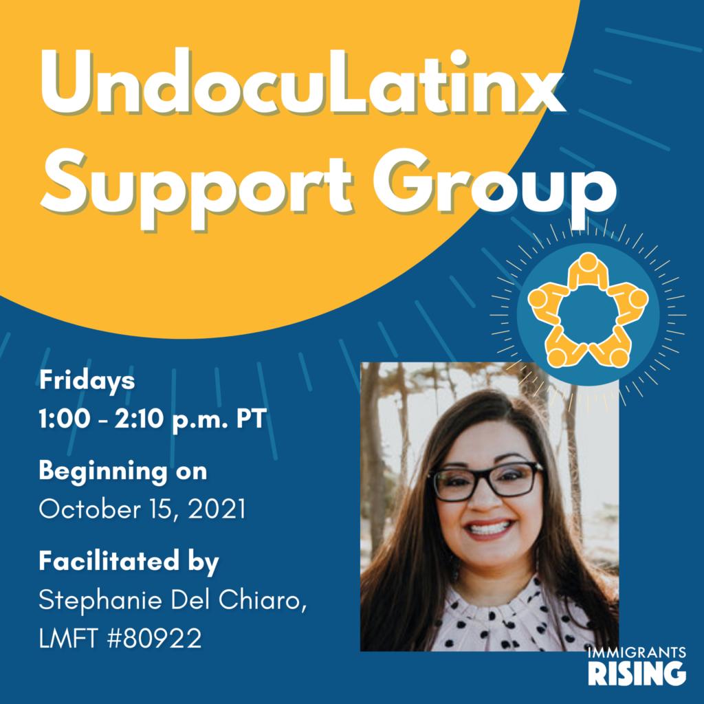 UndocuLatinx Support Group
